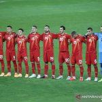 Makedonia Utara kalah dari Austria pada laga debutnya di ajang sekelas Piala Eropa.