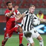 Juventus Tanpa Ronaldo Menang Tipis Atas Monza