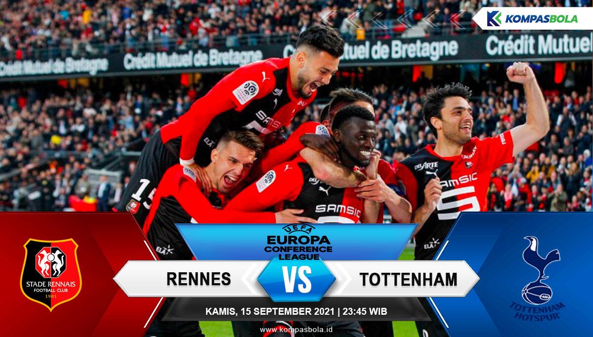 Rennes_Tottenham