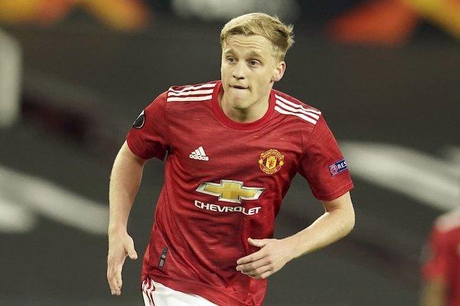 Van De Beek Disalahkan Atas Kekalahan Manchester United